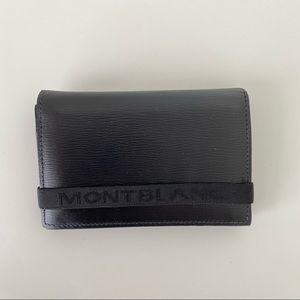 Montblanc Wallet & Keychain NWOT
